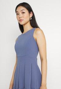 WAL G. - NICOLA SKATER DRESS - Jersey dress - indigo blue - 3