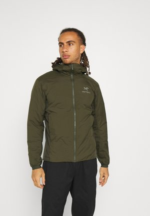 ATOM HOODY MENS - Outdoor jacket - dracaena