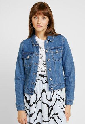 Jeansjakke - medium blue denim