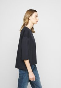 DRYKORN - KAORI - Long sleeved top - dark blue - 3