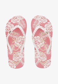 Roxy - PEBBLES  - T-bar sandals - barely pink - 0