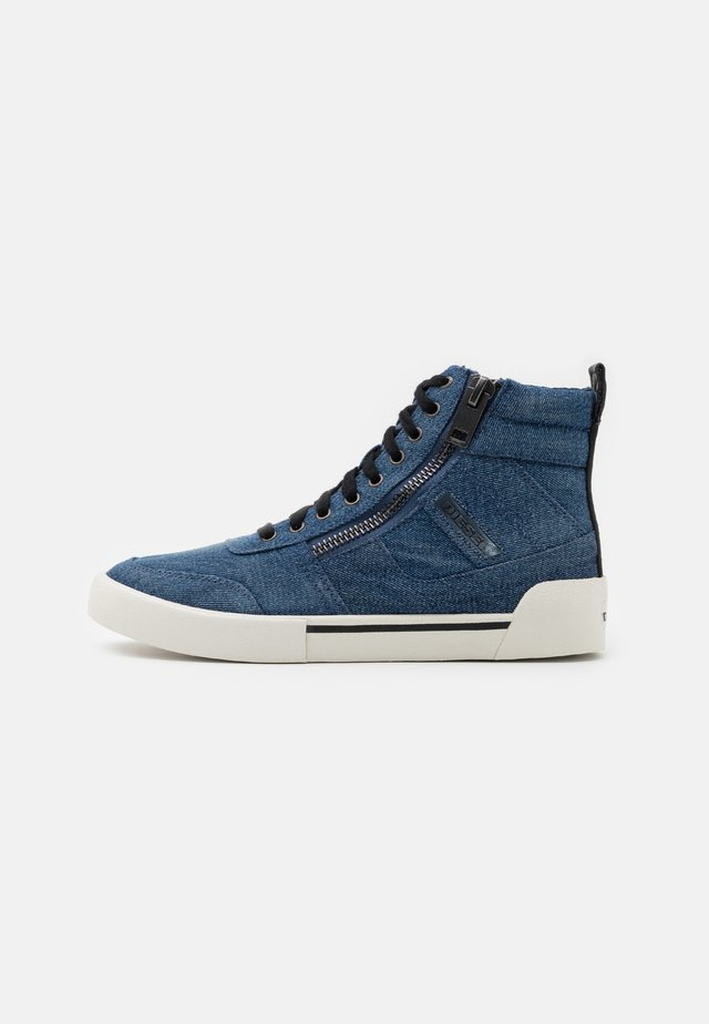 D-VELOWS S-DVELOWS - Korkeavartiset tennarit - blue denim