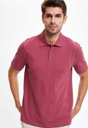 RELAX FIT - Polo shirt - bordeaux