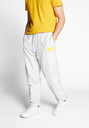 Pantaloni sportivi - pure platinum/laser orange
