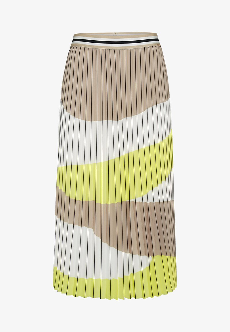 Cinque - Pleated skirt - white