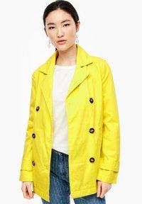 s.Oliver - Blazer - yellow - 0