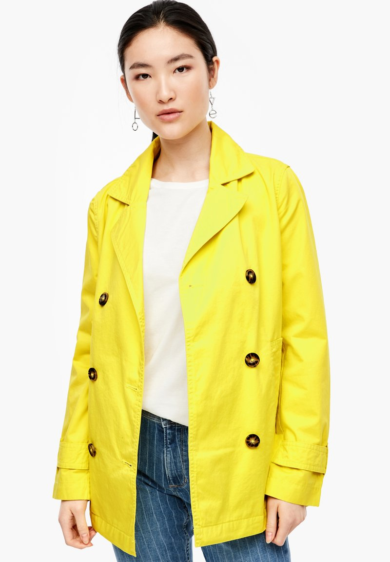 s.Oliver - Blazer - yellow