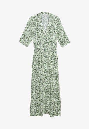 MATTIS DRESS - Skjortekjole - green