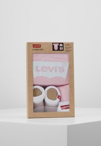 Levi's® - CLASSIC BATWING INFANT BABY SET - Body - fairy tale - 3