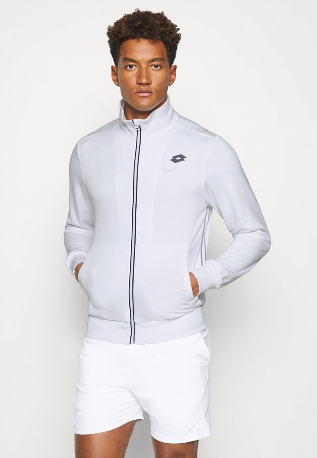 SQUADRA - Veste de survêtement - brilliant white