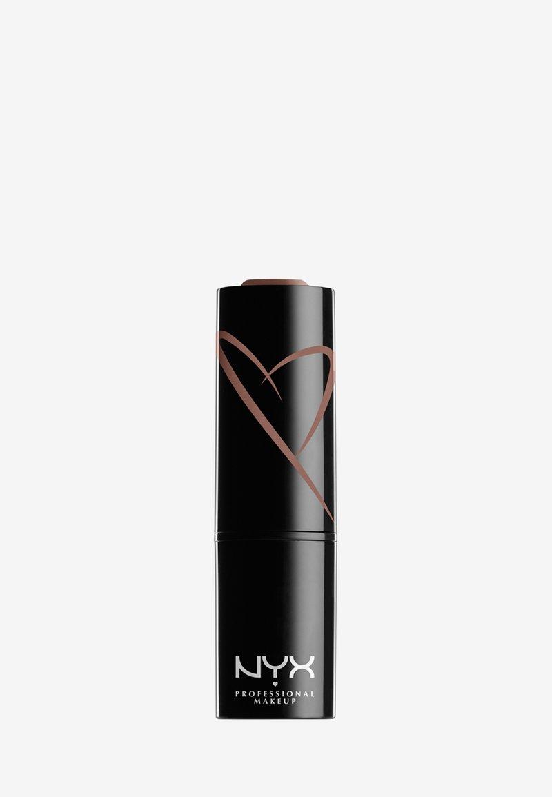Nyx Professional Makeup - SHOUT LOUD SATIN LIPSTICK - Rouge à lèvres - cali