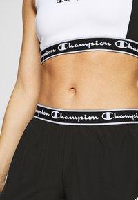 Champion - BRA - Sportovní podprsenky se střední oporou - white/black - 5