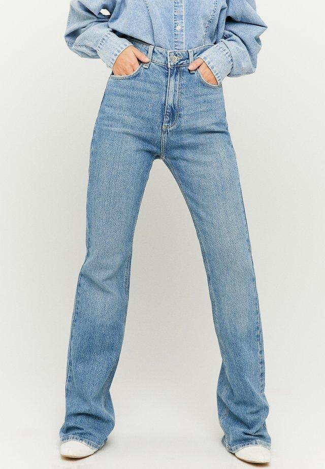 Jeans a zampa - light blue