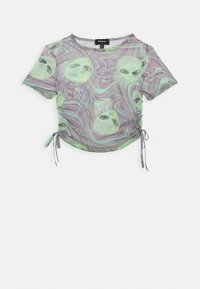 NEW girl ORDER - OUT OF THIS WORLD ALIEN - T-shirt con stampa - multi - 4