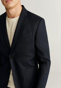 Mango - COLA - Blazer jacket - blau - 3