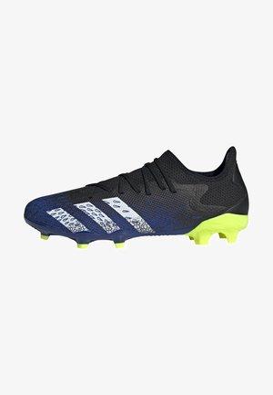PREDATOR FREAK.3 FG FUSSBALLSCHUH - Screw-in stud football boots - black