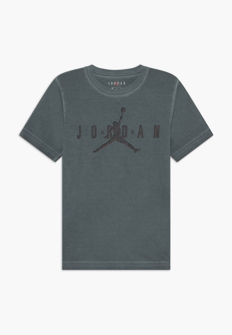 Jordan - CLEAR PATH TEE - T-shirt con stampa - black