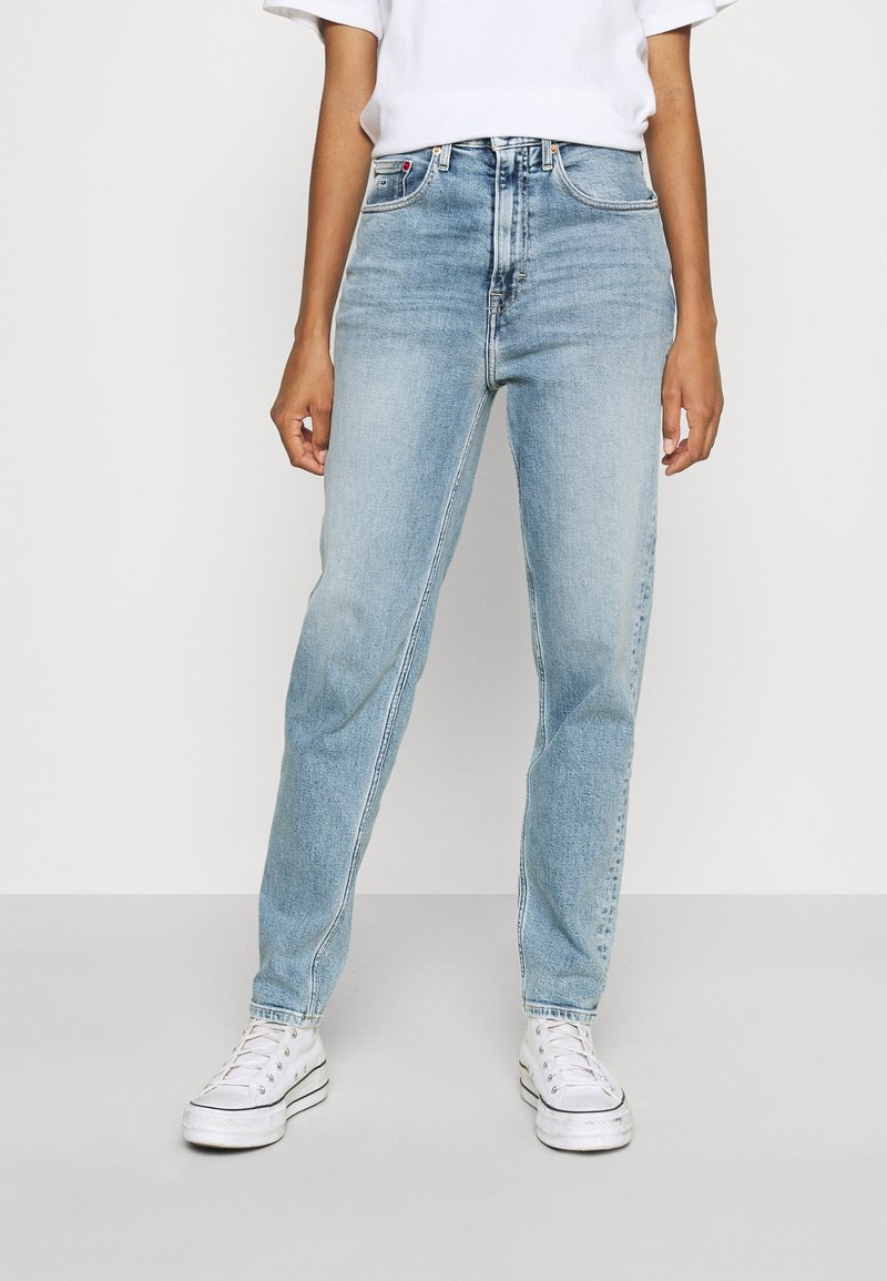 Tommy Jeans - MOM - Relaxed fit jeans - denim light