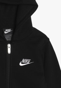 Nike Sportswear - CLUB HOODIE - veste en sweat zippée - black - 4