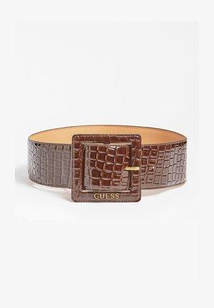 SOFT WAIST - Belt - braun