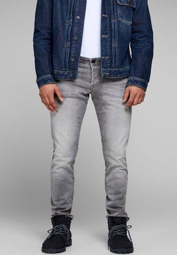 GLENN ICON J - Slim fit jeans - grey denim