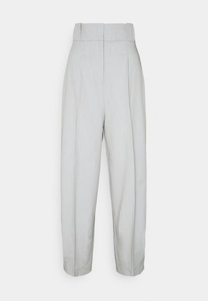 ENSQUARE PANTS - Pantalon classique - light grey