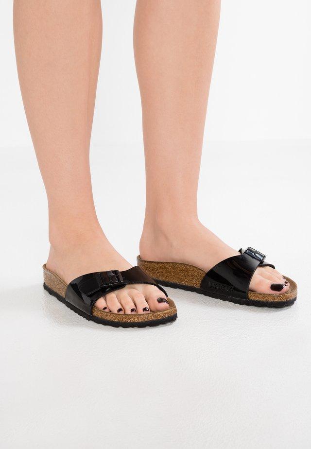 MADRID - Pantofle - black