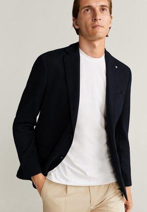 PUNTO - Blazer jacket - dunkles marineblau