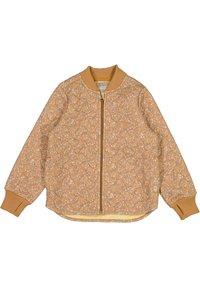 Wheat - Bomber Jacket - golden flowers - 0