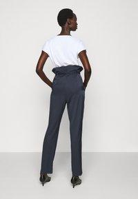 MAX&Co. - VICINO - Pantalon classique - midnight blue - 2