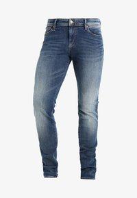 SKINNY SIMON - Skinny džíny - blue denim