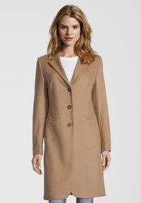 Cinque - Classic coat - camel - 0