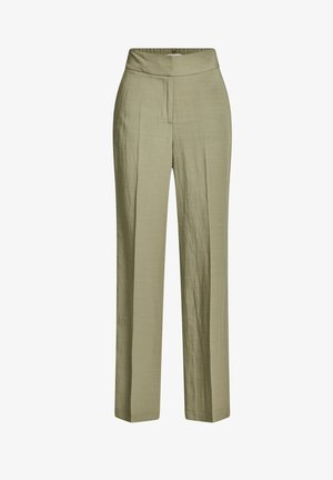 Chinos - olive green