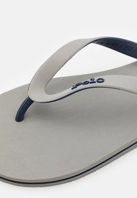 Polo Ralph Lauren - T-bar sandals - soft grey/newport - 5