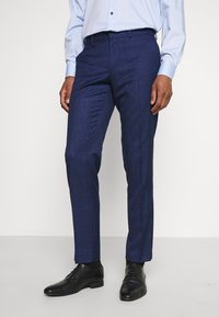 Isaac Dewhirst - CHECK SUIT - Costume - blue - 6