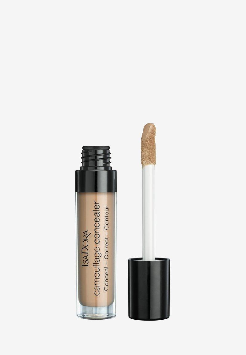 IsaDora - CAMOUFLAGE CONCEALER - Concealer - warm beige