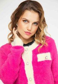 faina - Cardigan - pink - 3