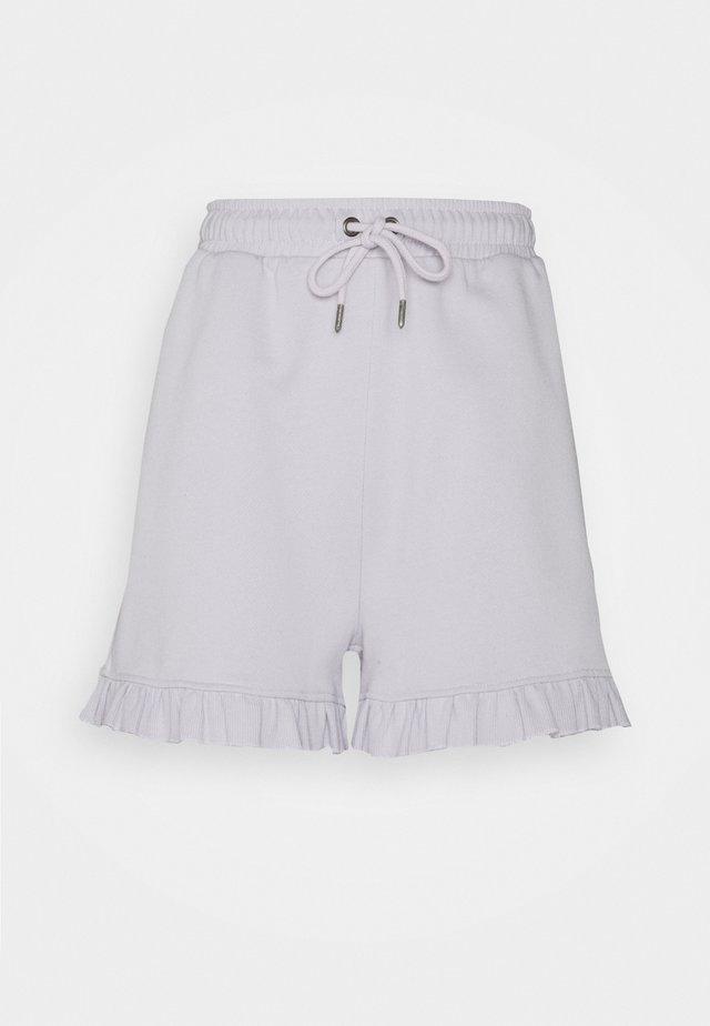 RUBINE MASCH - Shorts - soft lavender