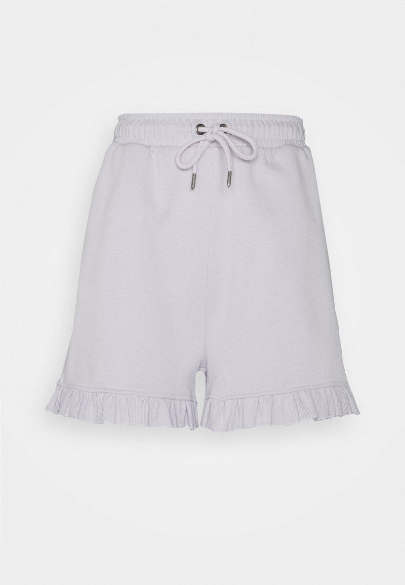 Bruuns Bazaar - RUBINE MASCH - Shorts - soft lavender