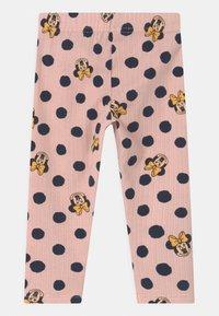 Name it - NMFMINNIE FAYA  - Leggings - Trousers - peach whip - 1