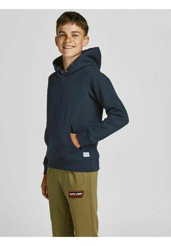 JUNGS - Hoodie - navy blazer