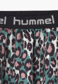Hummel - NANNA - A-line skirt - oil blue - 3