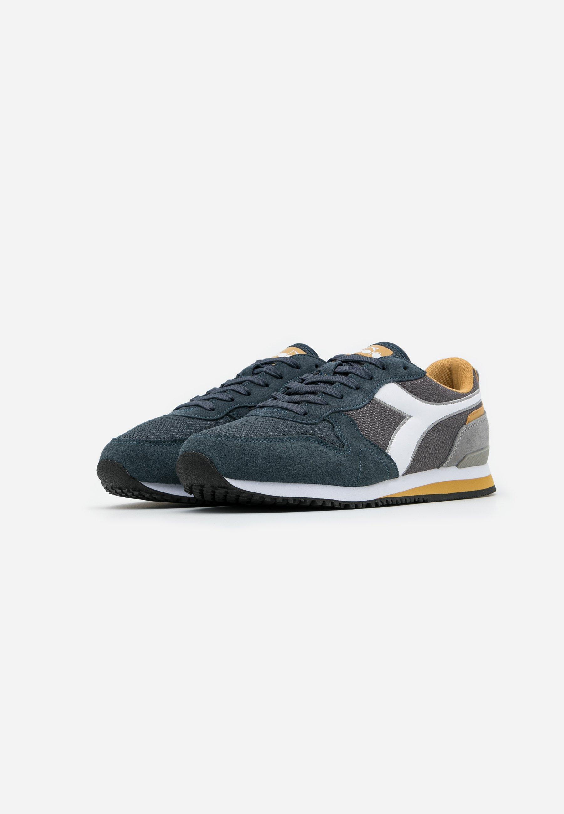 Diadora Olympia - Sneakers Blue/ottano
