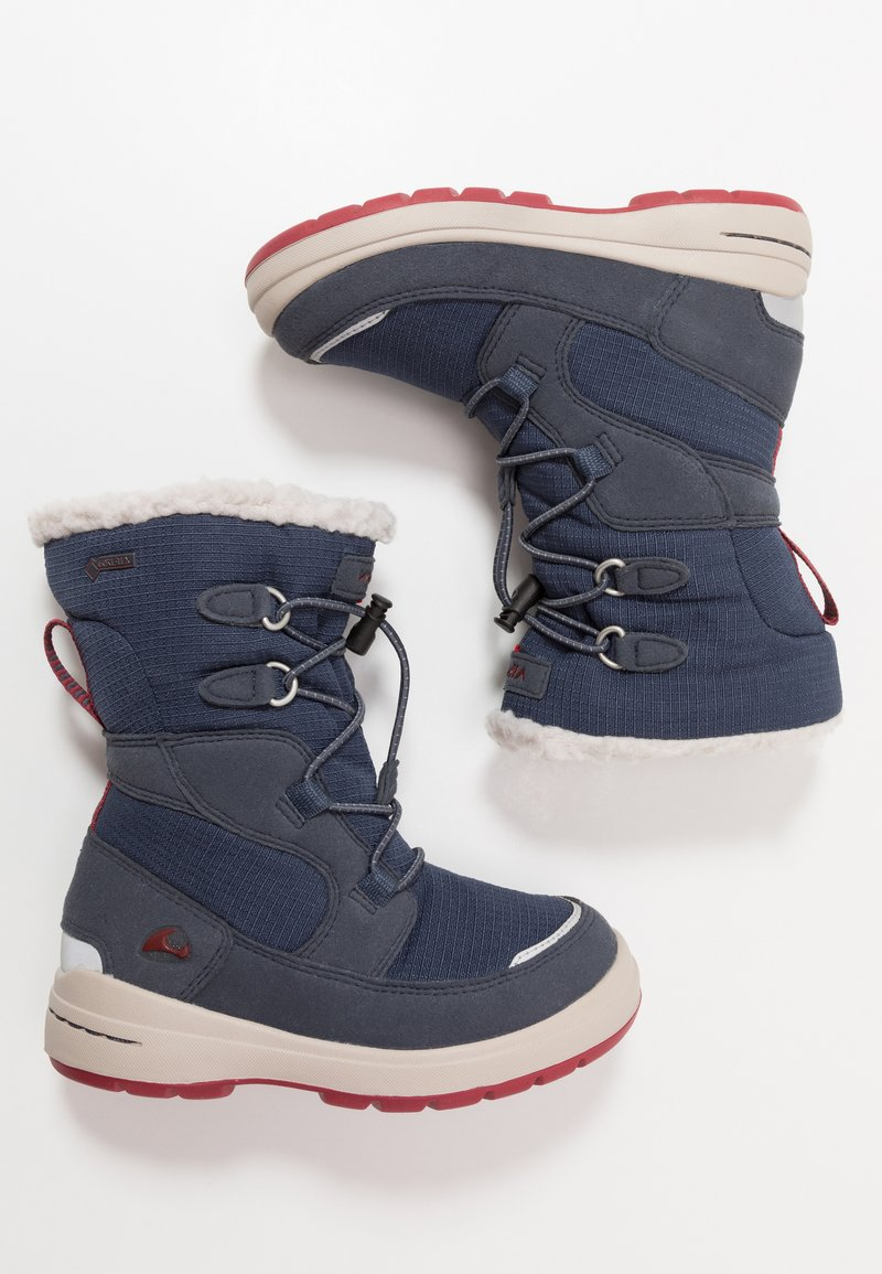 Viking - HASLUM GTX - Winter boots - navy