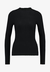 Even&Odd - Sweter - black - 4