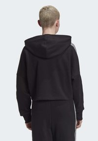 adidas Originals - Sweat à capuche - black/white - 1
