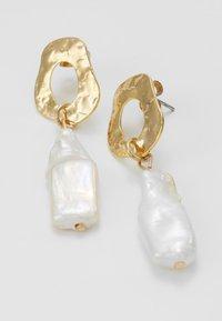 Leslii - Boucles d'oreilles - gold-coloured - 4