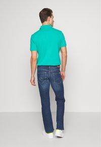 Mustang - OREGON - Bootcut jeans - denim blue - 2