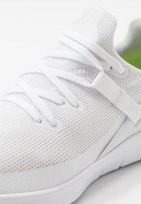 Puma Golf - LAGUNA SPORT - Golfové boty - white - 5