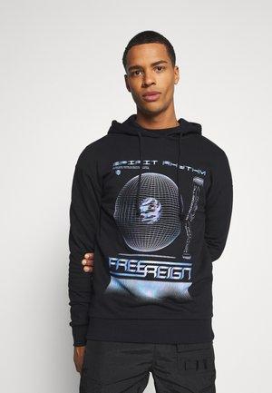 JCOFOREIGN HOOD - Sweatshirt - black